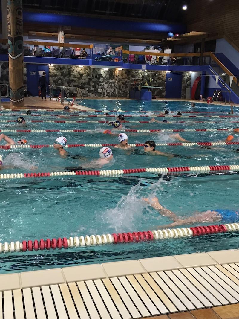 Prince Rupert Swimming Pool